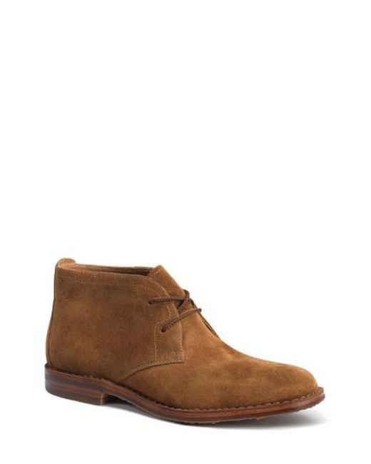Trask | Brown 'brady' Chukka Boot for Men | Lyst