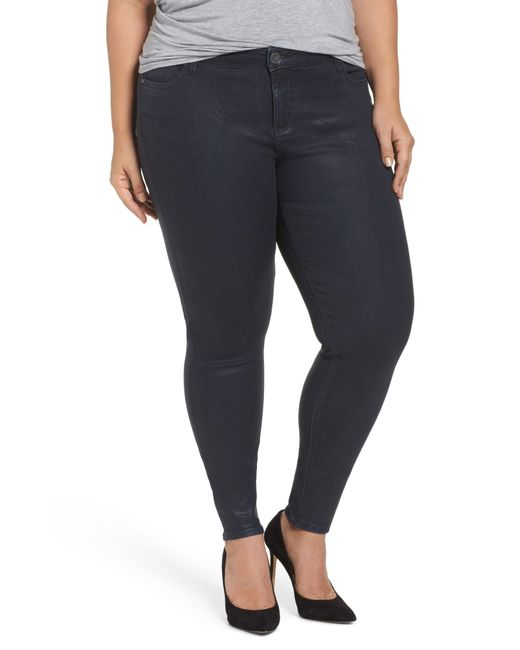 Kut From The Kloth - Blue Mia Toothpick Jeans - Lyst