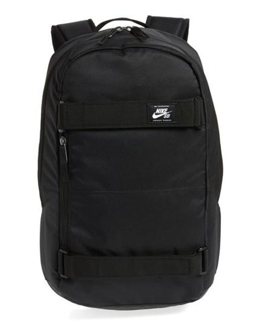 Lyst - Nike Courthouse Backpack in Black for Men ce5b1f1d78b44