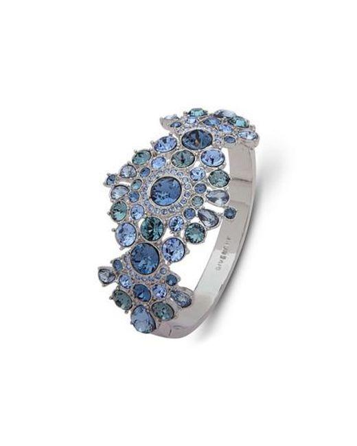 Givenchy   Blue Verona Drama Crystal Bracelet   Lyst