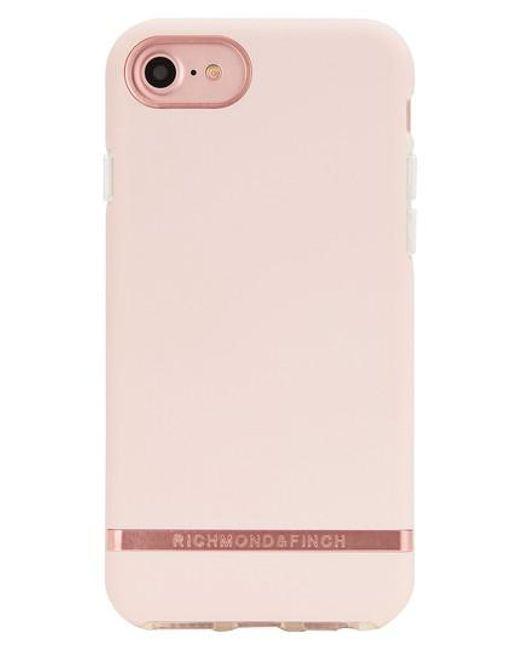 iPhone 6/7/8 Plus Case in Pink Richmond & Finch LOKBP5gCt