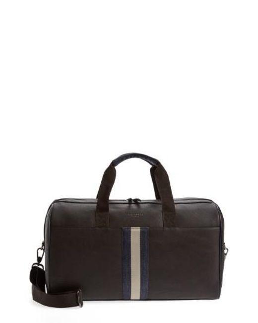 Ted Baker   Brown Ospray Duffel Bag for Men   Lyst