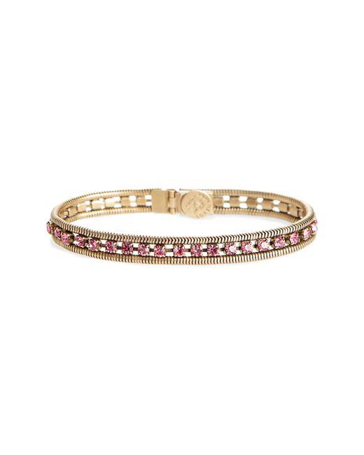 Loren Hope - Multicolor 'clara' Crystal Bracelet - Lyst
