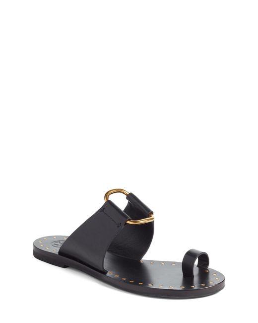 Tory Burch - Black Brannan Studded Sandal - Lyst