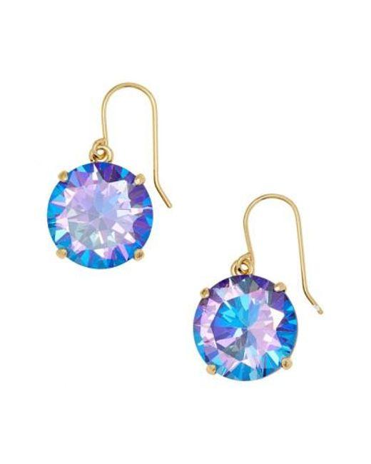 Kate Spade | Blue 'shine On' Drop Earrings | Lyst