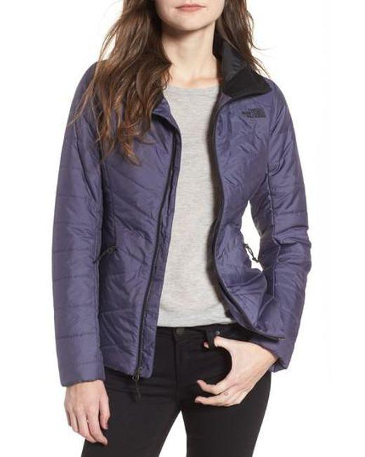 The North Face | Blue Moonlight Heatseeker Insulated Jacket | Lyst