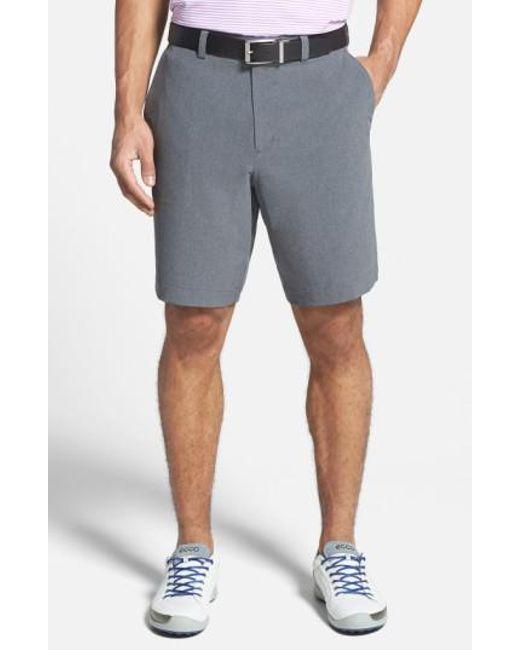 Cutter & Buck - Gray 'bainbridge' Drytec Shorts for Men - Lyst