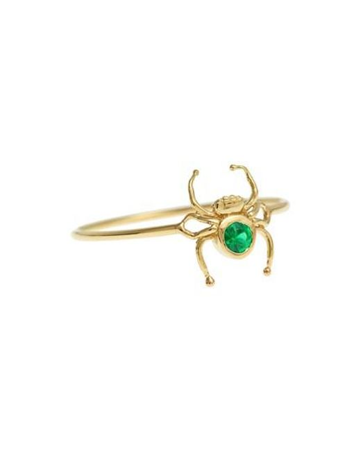 Daniela Villegas | Multicolor Mini Spider Ring (nordstrom Exclusive) | Lyst