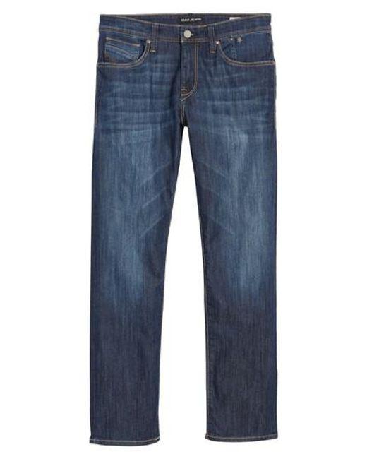 Mavi Jeans | Blue 'zach' Straight Leg Jeans for Men | Lyst