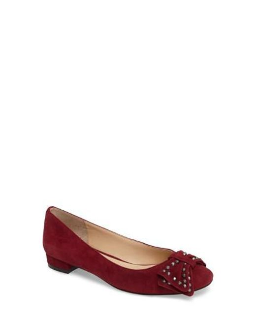 Vince Camuto   Multicolor Annaley Flat   Lyst