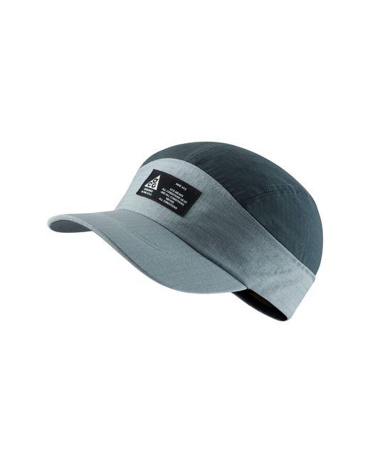 eeb06012 Nike - Gray Acg Tailwind Cap for Men - Lyst ...