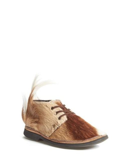 Brother Vellies | Natural 'erongo' Springbok Vellie Boot | Lyst