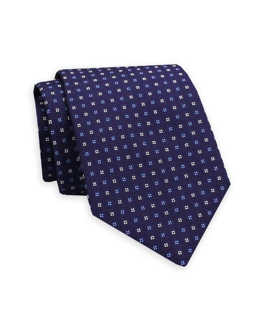 Gitman Brothers Vintage - Purple Geometric Silk Tie for Men - Lyst