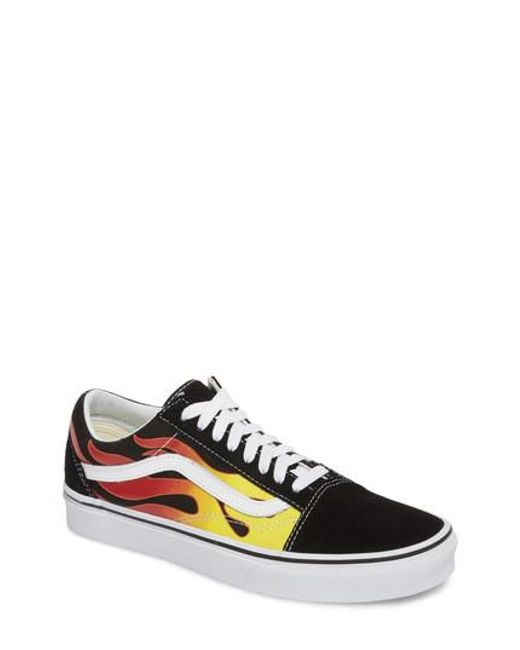 Mens Ua Old Skool Low-Top Sneakers Vans rI71Udd