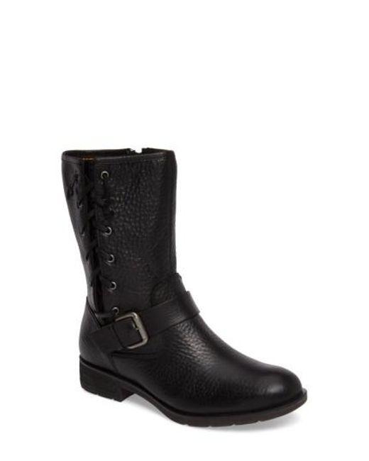 Söfft - Black Belmont Boot - Lyst