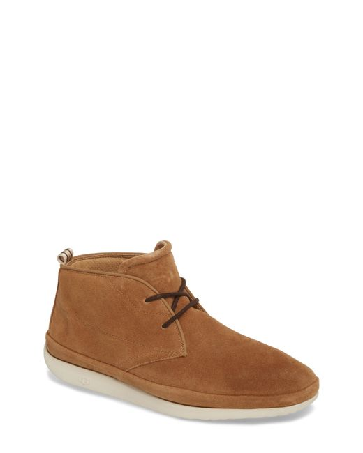 Ugg - Blue Ugg Cali Chukka Boot for Men - Lyst