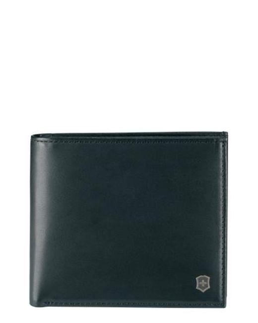 Victorinox   Black Victorinox Swiss Army Altius Edge Pythagoras Wallet for Men   Lyst