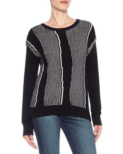 Joe's | Black Keegan Sweater | Lyst