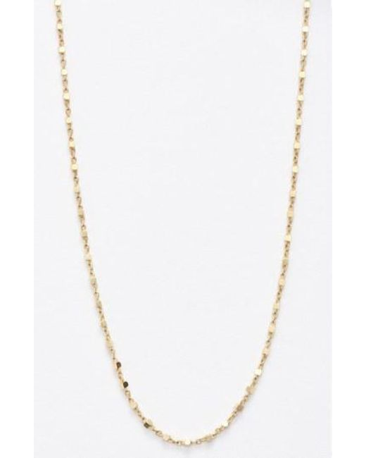 Bony Levy - Metallic Beaded Chain Collar Necklace (nordstrom Exclusive) - Lyst