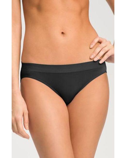 Wacoal - Black 'b Smooth' Bikini - Lyst