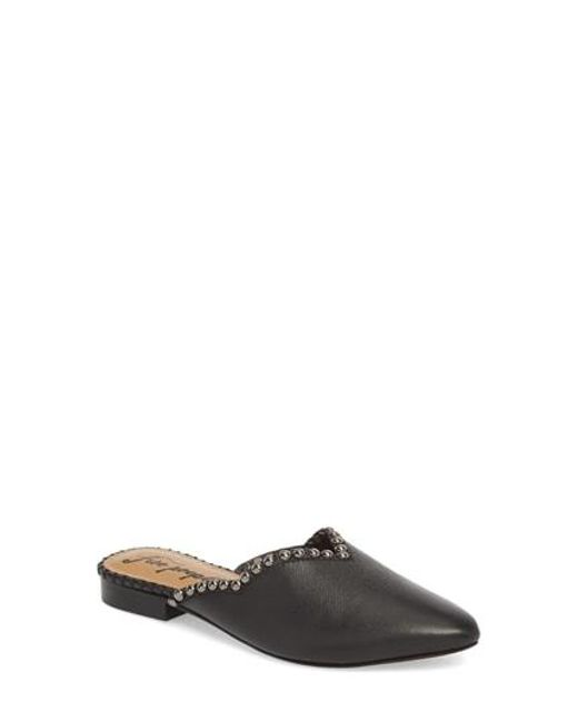 Free People Women's Newport Studded Mule CZLQs