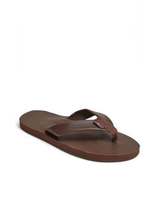 Rainbow Sandals   Brown '301alts' Sandal for Men   Lyst