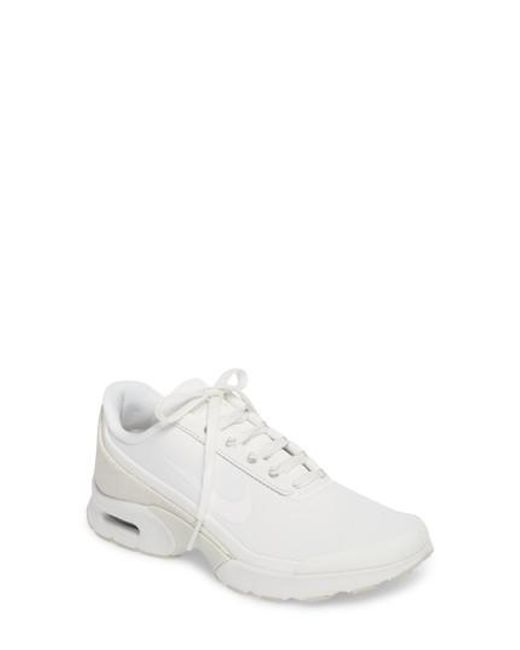 Nike   White Air Max Jewell Sneaker   Lyst