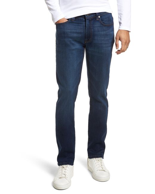Fidelity - Blue Torino Slim Fit Jeans for Men - Lyst