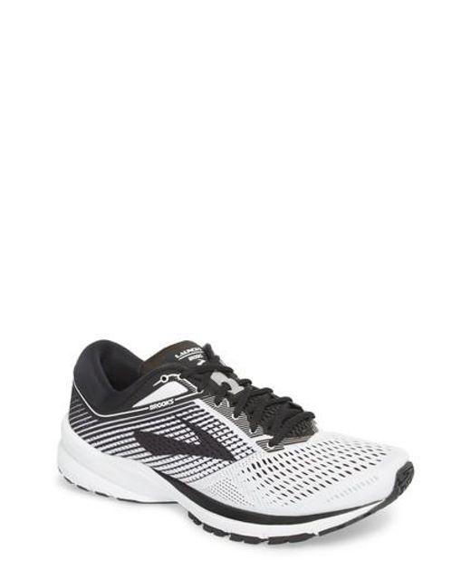 Brooks - Black Launch 5 Running Shoe for Men - Lyst