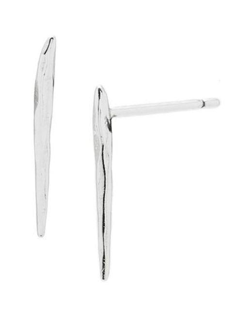 Gorjana | Metallic Nora Stud Earrings | Lyst