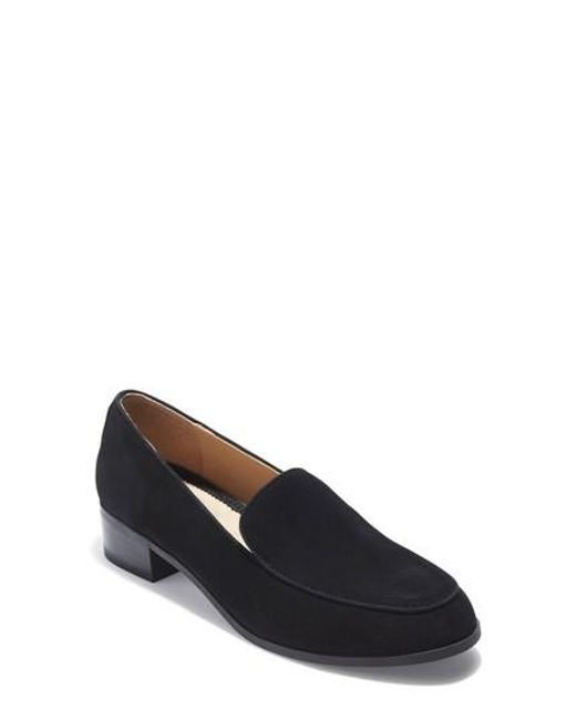 Me Too | Black Jazzy Loafer | Lyst