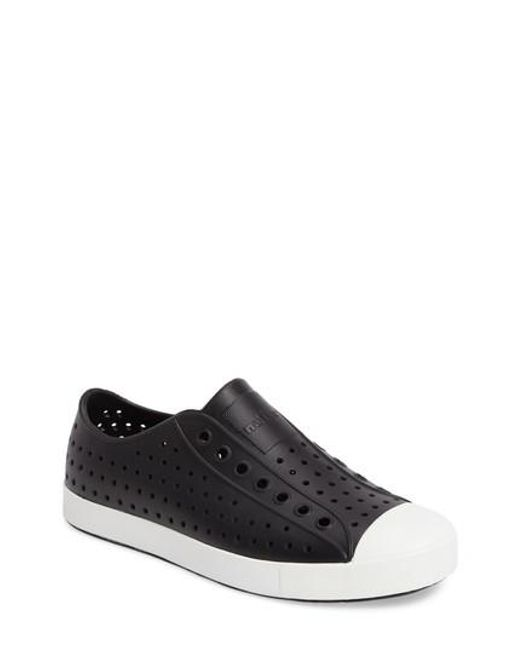 Native Shoes | Black 'jefferson' Slip-on for Men | Lyst