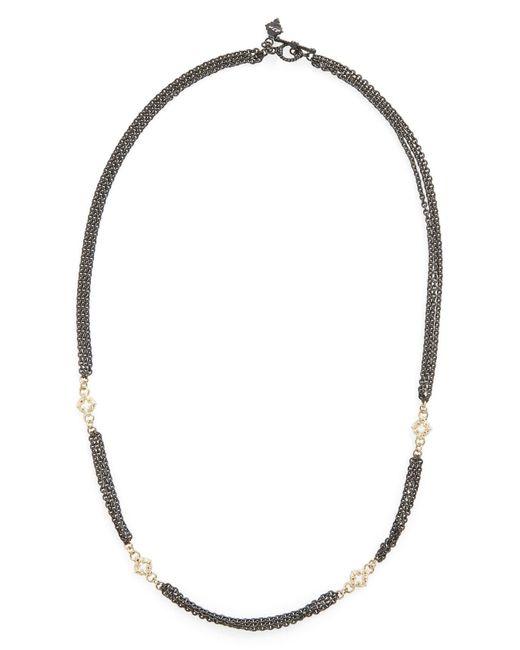 Armenta - Metallic New World Strand Necklace - Lyst