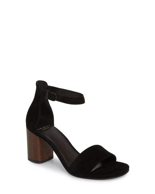 Vagabond - Black Carol Ankle Strap Sandal - Lyst