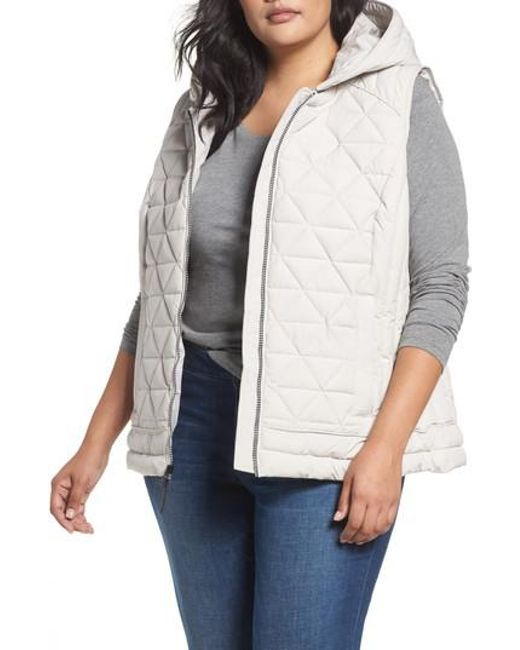 Andrew Marc | Multicolor Sage Quilted Vest | Lyst
