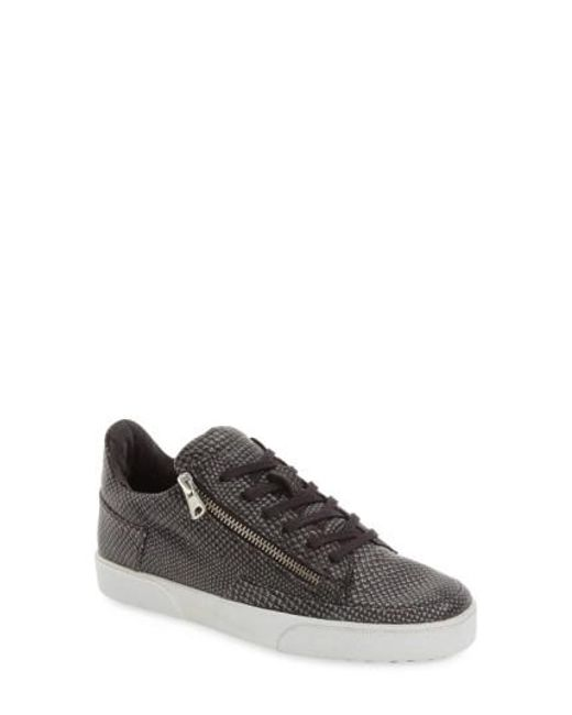 Blackstone | Black 'KL51' Sneaker for Men | Lyst