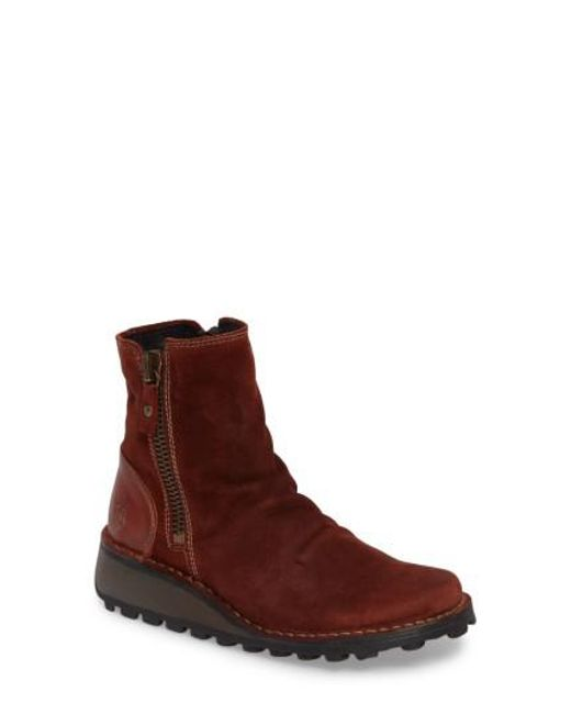 Fly London | Brown Mong Boot | Lyst
