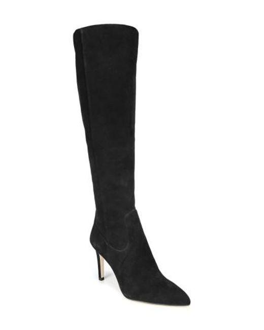 Sam Edelman | Black Olencia Knee High Boot | Lyst
