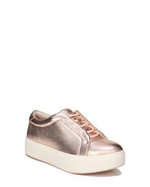 Dr. Scholls | Pink Abbot Sneaker | Lyst