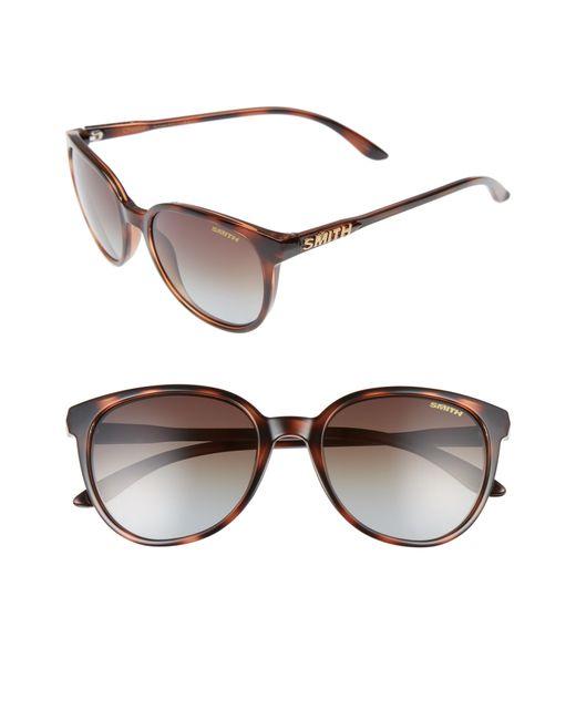 9bb1852c8b Lyst - Smith Cheetah 54mm Polarized Sunglasses in Brown