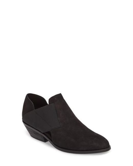 Eileen Fisher | Black Perry Bootie | Lyst