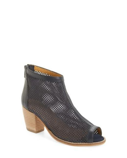 Charles by Charles David | Blue Unify Bootie | Lyst