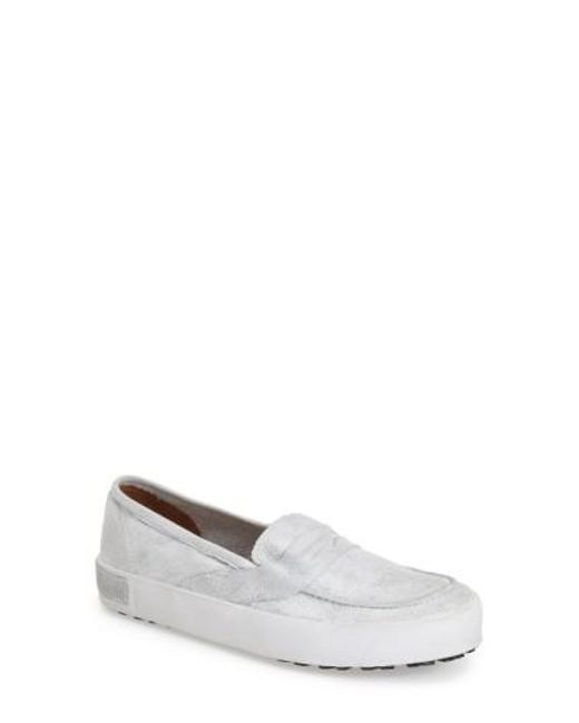 Blackstone | White 'jl23' Slip-on Sneaker | Lyst