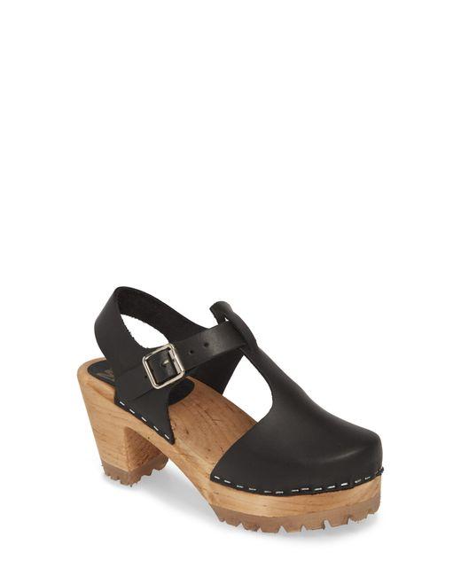 7142e93cedf Lyst - MIA Madeline Clog Sandal in Black