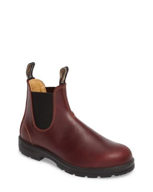 Blundstone | Black Footwear Chelsea Boot for Men | Lyst