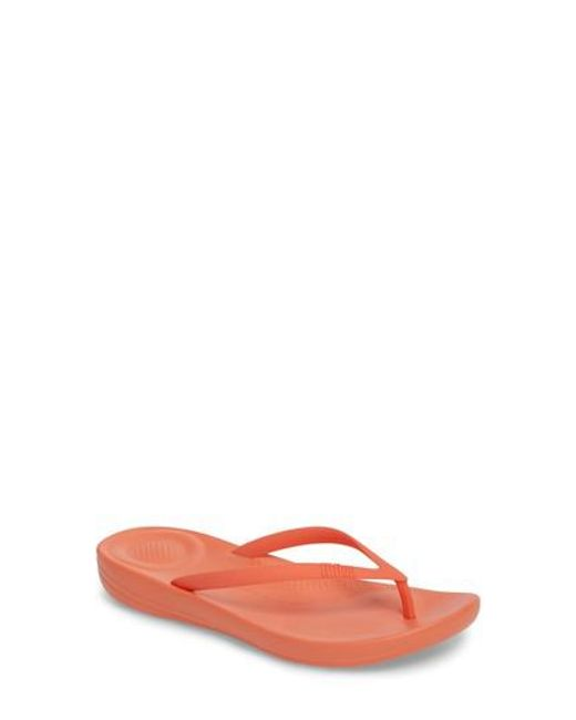 Fitflop - Multicolor (tm) Iqushion Flip Flop - Lyst