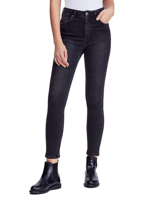 BDG - Green Urban Outfitters Pine High Waist Skinny Jeans - Lyst