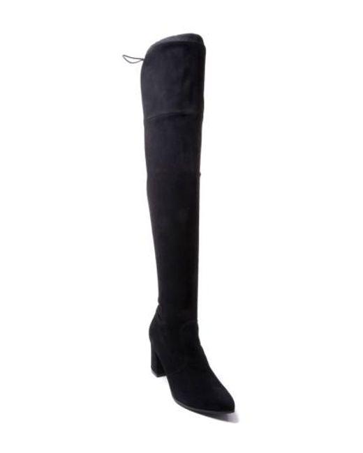 Blondo | Black Taras Over The Knee Waterproof Boot | Lyst