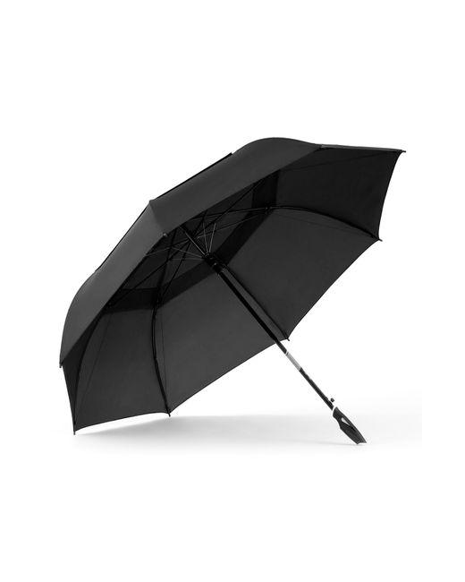 Shedrain - Black 'windjammer' Auto Open Golf Umbrella - - Lyst