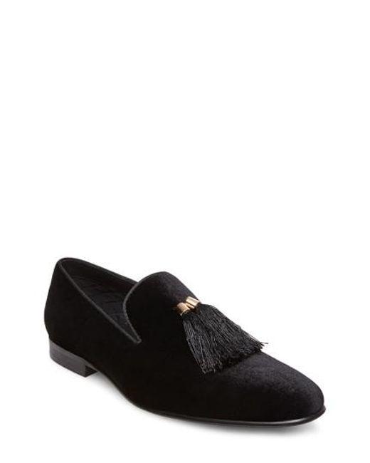 Steve Madden   Black Liberty Tassel Loafer for Men   Lyst